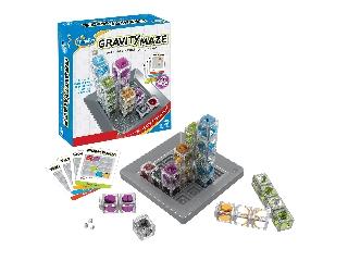 Gravity Maze golyóvezető logikai játék