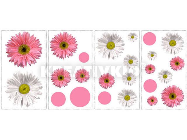 Virágok - falmatrica