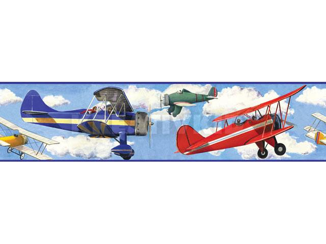 Repülők - bordűr