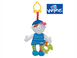 Csíptethető figura - Wayne