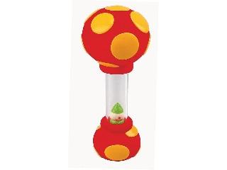 Csörgő pöttyös labda