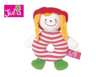 Julia kislány csörgő