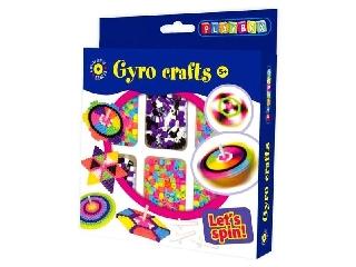 Playbox kreatív szett - Pörgethető formák