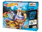 Mattel: Hot Wheels Színváltós kisautók - Cápatámadás (BGK04) - Kisautók
