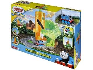 Thomas - csörgőkígyó pályaszett