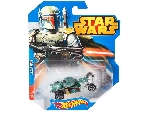 Hot Wheels - Star Wars karakterautók - Boba Fett