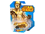 Hot Wheels - Star Wars karakterautók - C-3PO