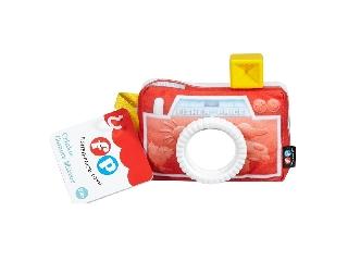 Fisher-Price - Tükrös kamera plüss