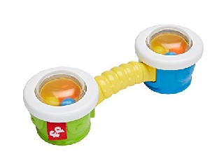 Fisher-Price - Bongó csörgő
