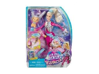 Barbie - Csillagok között Barbie baba lebegő cicussal