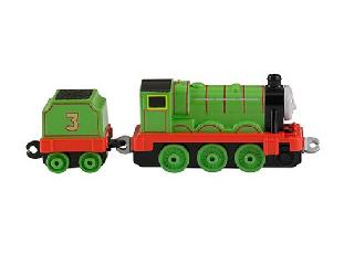 Thomas Adventures - Henry nagyméretű mozdony