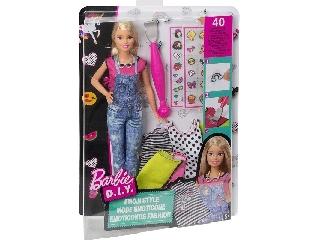 Barbie D.I.Y. Emoji ruhatervező szett
