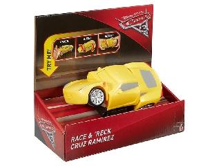 Verdák 3 - karambol autó - Cruz Ramirez
