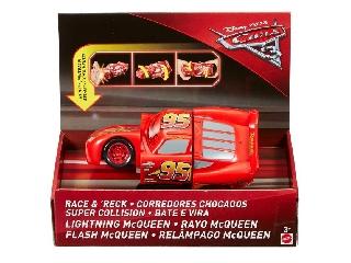 Verdák 3 - karambol autó - Villám McQueen