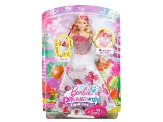 Barbie - Dreamtopia világító és zenélő hercegnő