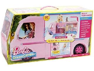 Barbie Dream Camper - Álomszép lakókocsi