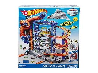 Hot Wheels Super Ultimate garázs