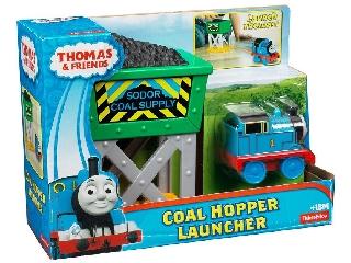 Fisher Price - Thomas és barátai szénbánya vonatkilövő