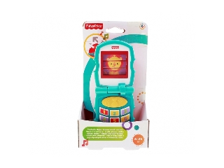 Fisher-Price - Kukucs! Telefon