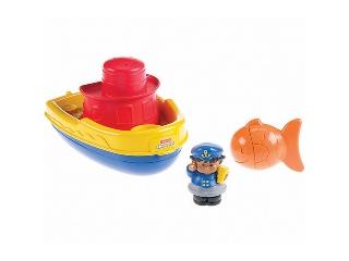 Fisher-Price: Little People kishajó