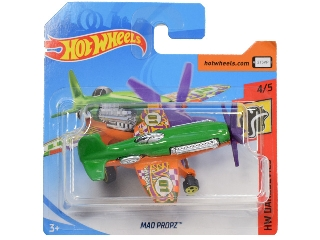 Hot Wheels - HW Daredevils: Mad Propz