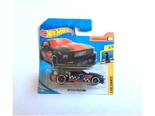 Hot Wheels - Checkmate: 07 Ford Mustang
