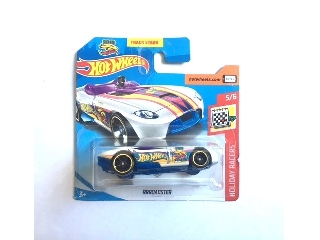 Hot Wheels - Holiday Racers: Rrroadster