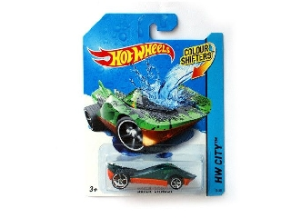 Hot Wheels Színváltós kisautó Super Stinger