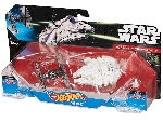 Hot Wheels Star Wars Csillaghajó duo pack Tie fighter vs Millennium falcon