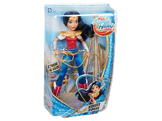 DC Super Hero Girls - Wonder Woman játékbaba