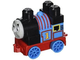 Mega Bloks - Thomas építhető mozdonyok - Thomas
