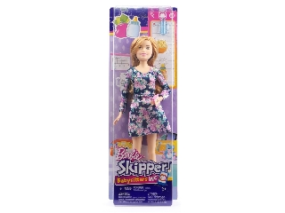 Barbie bébiszitter babák - Szőke hajú baba