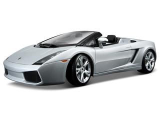 1:18 Lamborghini Gallardo Spyder