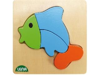 Lena: Fa puzzle - Halacska