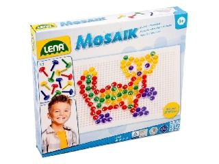 Mozaik (pötyi) Csillogós 140 db-os