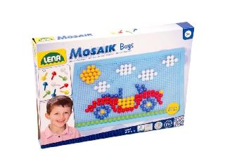Mozaik (pötyi) Fiúknak 200 db-os
