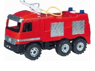 Tűzoltóautó Mercedes