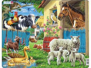 Állatok a tanyán Fh23