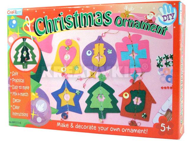 Karácsonyi díszkészlet