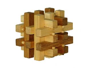 3D Bambusz puzzle -Slide ****