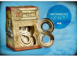 Archimedes Challenge Infinity** Ördöglakat