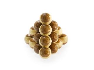 3D Bambusz puzzle - Cannon Balls *