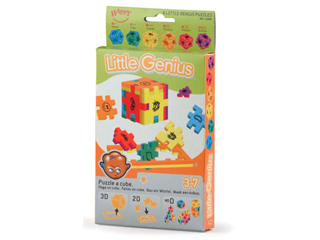Happy Cube Family - Little Genius
