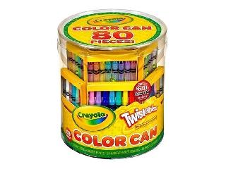 Crayola 80 db-os Rajzolókészlet