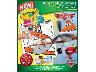 Color Wonder Maszatmentes kifestő füzet - Repcsik
