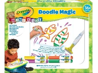 Crayola irka-firka rajztábla