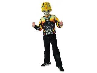 Bumble Bee - Transformers formázott felső+maszk