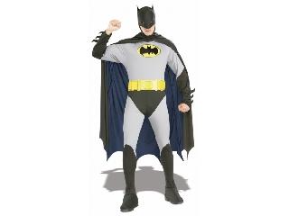 Batman felnőtt férfi jelmez L-es