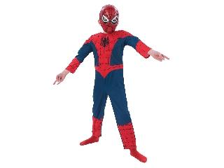 Pókember prémium gyerekjelmez 116 cm-es