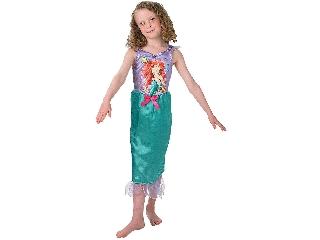 Ariel kis hableány jelmez 128 cm-es